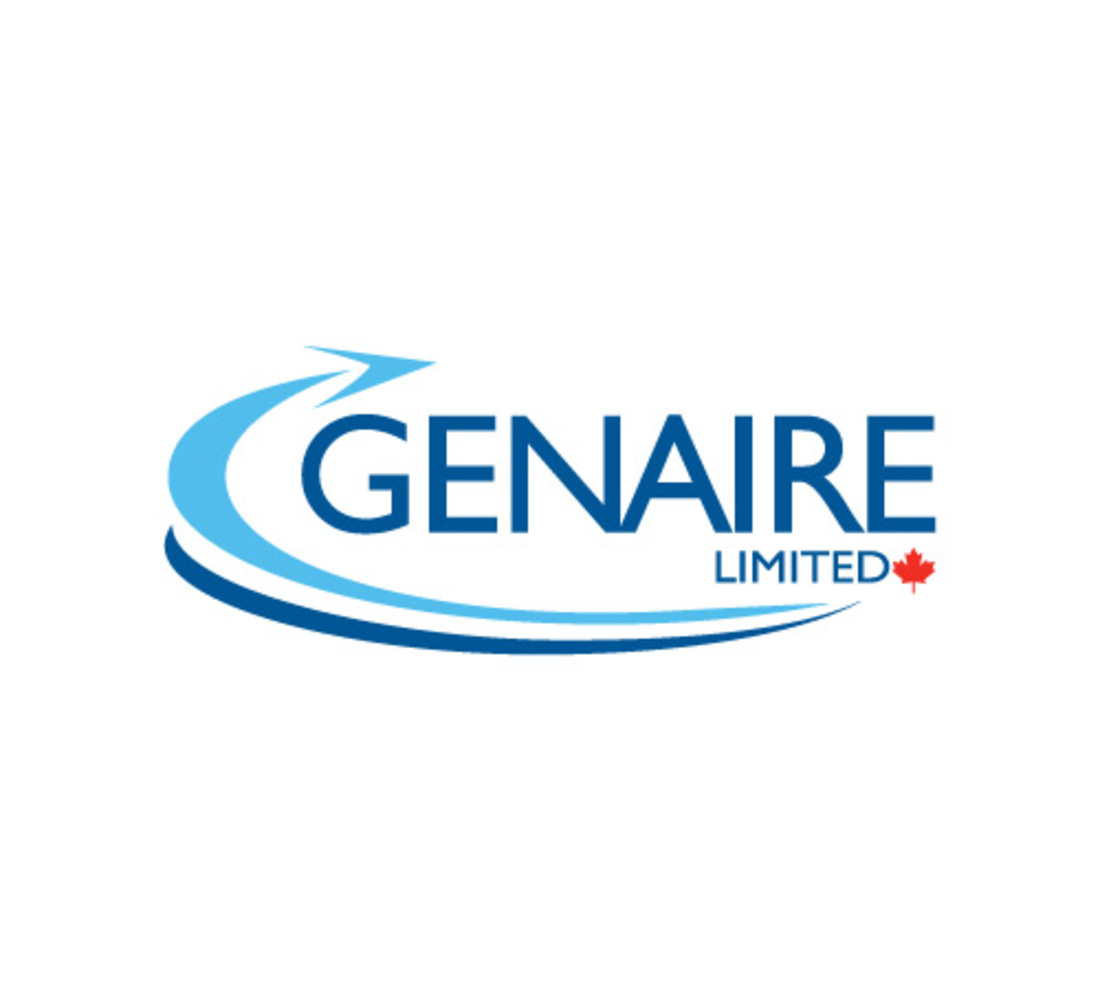 Genaire Launches New Logo